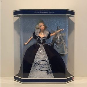 Millennium princess Barbie mattel 24154
